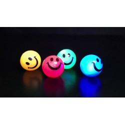 Smile világító gumilabda