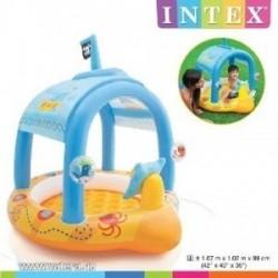 Kis kapitány játékmedence, Intex