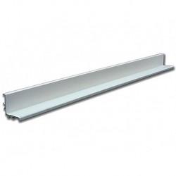 Túlfolyó rácstartó profil 24 x 26mm 2fm/szál