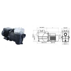 Basic 24m3/h H10m 2,0HP/230V