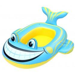 Gyerekcsónak békás halas