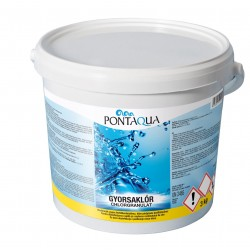 Gyorsaklór klórgranulátum, 3 kg