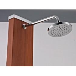 30cm-es hosszított cső zuhanyfejhez