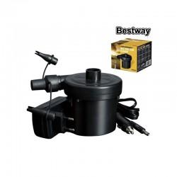 Bestway Elektromos pumpa AC 230V-autós DC 12V