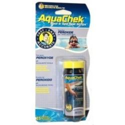 Aquachek Peroxid 25 db tesztcsík
