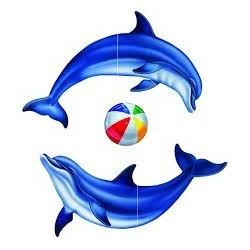 Víz alatti matrica, Delfin csoport kicsi