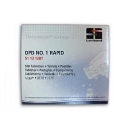 500 db tabletta Cl/Bróm mérőhöz