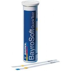Bayrosoft tesztcsík, pH és klór