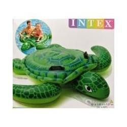 Teknős lovagló, 150x127 cm, Intex